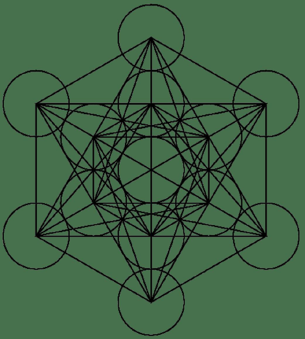 Metatrons Würfel | Christina Rancke |Yonanda la Tura